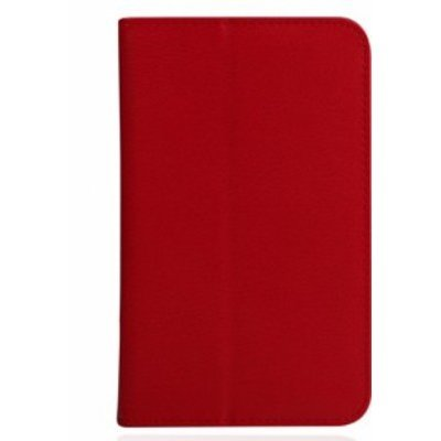 Чехол для планшета IT Baggage для MeMO Pad 7 ME176 красный ITASME176 (ITASME1762-3) чехол для планшета it baggage для memo pad 8 me581 черный itasme581 1 itasme581 1