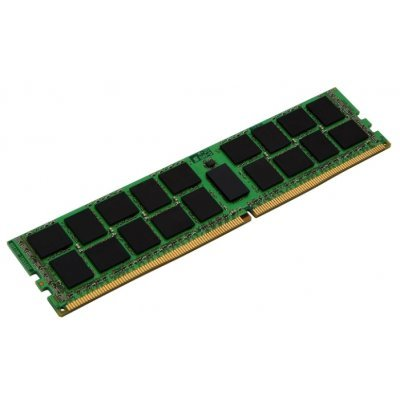 Модуль оперативной памяти ПК Kingston KVR21R15D4/16 16Gb (KVR21R15D4/16) память ddr4 kingston kvr21r15s8k4 16 4х4gb dimm ecc reg pc4 17000 cl15 2133mhz