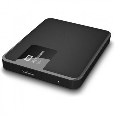 Внешний жесткий диск Western Digital WDBBRL5000ABK-EEUE 500Gb (WDBBRL5000ABK-EEUE)  все цены