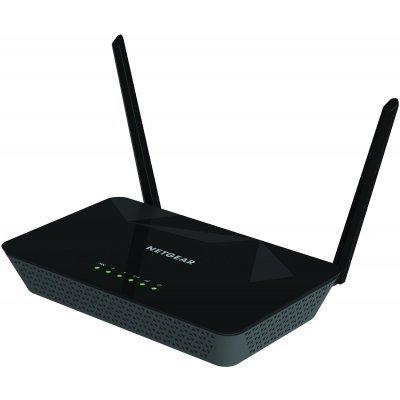 Wi-Fi xDSL точка доступа (роутер) Netgear D1500 (D1500-100PES) точка доступа netgear wndr3400 точка доступа wi fi