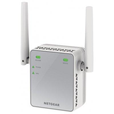 Wi-Fi точка доступа Netgear EX2700 (EX2700-100PES) точка доступа netgear wnap320 100pes 802 11n 300mbps 2 4ггц 20dbm gblan