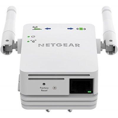 Wi-Fi точка доступа Netgear WN3000RP (WN3000RP-200PES) wi fi точка доступа netgear wac730 wac730 10000s