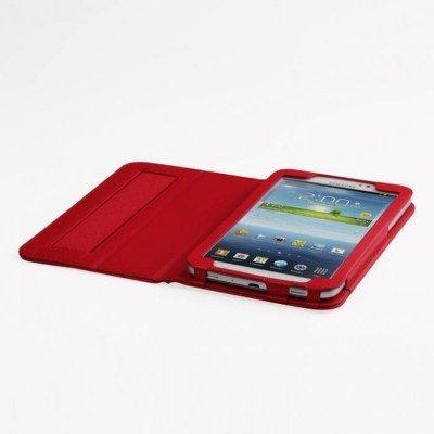 Чехол для планшета IT Baggage для Galaxy Tab4 7.0 красный ITSSGT7402-3 (ITSSGT7402-3)Чехлы для планшетов IT Baggage<br>Чехол IT BAGGAGE для планшета AMSUNG Galaxy Tab 4   7.0 SM-T230 /  7.0 SM-T231 /  7.0 SM-T235  искус. кожа красный ITSSGT7402-3<br>