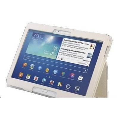 Чехол для планшета IT Baggage для Galaxy Tab 4 (10.1) белый ITSSGT1042-0 (ITSSGT1042-0)Чехлы для планшетов IT Baggage<br>Чехол IT BAGGAGE для планшета SAMSUNG Galaxy Tab 4  10.1 SM-T530 /  10.1 SM-T531 /  10.1 SM-T535 (10.1) искус. кожа белый ITSSGT1042-0<br>