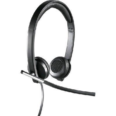 все цены на Компьютерная гарнитура Logitech USB Headset Stereo H650e (981-000519) (981-000519) онлайн