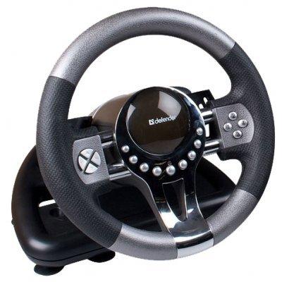 купить Руль проводной Defender Forsage GTR (Forsage GTR) онлайн