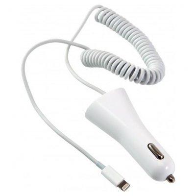 Автомобильное зарядное устройство Defender ACA-01 для iPhone 5 (83517)