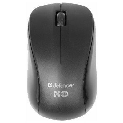 Мышь Defender Ligero MM-685 Nano Silent Black USB (52685)Мыши Defender<br>беспроводная мышь интерфейс USB для настольного компьютера лазерная, 4 клавиши разрешение сенсора мыши 1000 dpi<br>