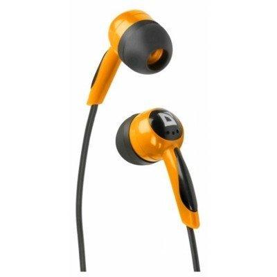 Наушники Defender Basic-604 оранжевый (63606)Наушники Defender<br>Наушники Defender Basic-604 Orange кабель 1,1 м<br>