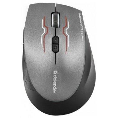 цены на Мышь Defender Magnifico MM-555 Nano Black USB (52555) в интернет-магазинах