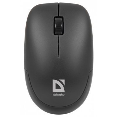 Мышь Defender Datum MM-015 Nano Black USB (52015) комплект клавиатура мышь defender berkeley c 925 nano black usb 45925
