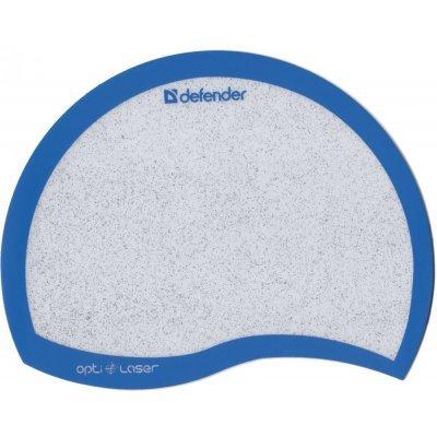 Коврик для мыши Defender Ergo opti-laser синий (50513)Коврики для мыши Defender<br>Коврик для  мыши Defender  пластиковый Ergo opti-laser Blue (синий) 215х165х1.2 мм<br>