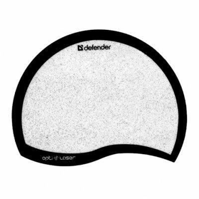 все цены на Коврик для мыши Defender Ergo opti-laser черный (50511) онлайн