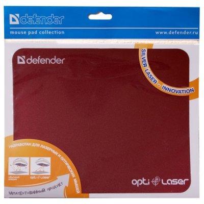 Коврик для мыши Defender Silver opti-laser (50410)Коврики для мыши Defender<br>Коврик для  мыши Defender  пластиковый Silver opti-laser  220х180х0.4<br>