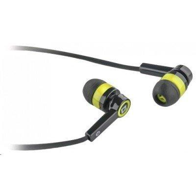 Наушники Defender Pulse-420 Black/yellow (63421) defender easy work black гелевый