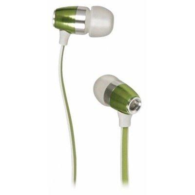 Наушники Defender Comfit-260 зеленый (63262)Наушники Defender<br>Наушники Defender Comfit-260 Green металл, плоский кабель 1,15 м<br>