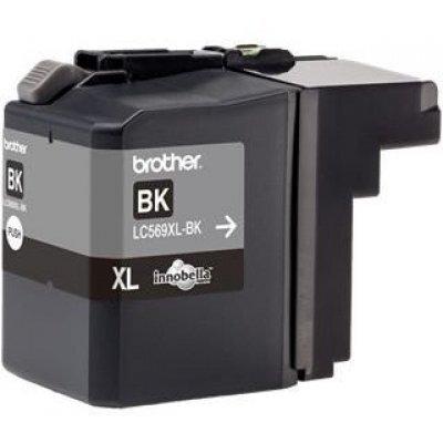 Картридж для струйных аппаратов Brother LC569XLBK (LC569XLBK) картридж для струйных аппаратов brother lc663y lc663y