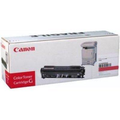 Тонер для лазерных аппаратов Canon CRG-G M Пурпурный. (1513A003)Тонеры для лазерных аппаратов Canon<br>Тонер Canon CRG-G M для  CP660. Пурпурный.<br>