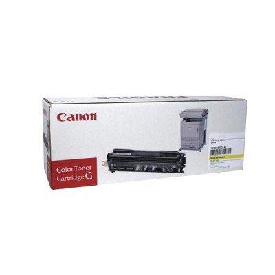 Тонер-картридж для лазерных аппаратов Canon CRG-G Y Жёлтый. (1512A003)Тонер-картриджи для лазерных аппаратов Canon<br>Тонер Canon CRG-G Y для  CP660. Жёлтый.<br>