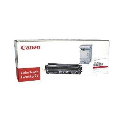 Тонер-картридж для лазерных аппаратов Canon CRG-G C Голубой. (1514A003)Тонер-картриджи для лазерных аппаратов Canon<br>Тонер Canon CRG-G C для  CP660. Голубой.<br>