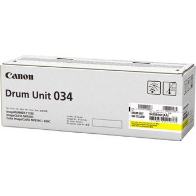 Фотобарабан Canon C-EXV034Y (9455B001) фотобарабан canon c exv 34 black 3786b003