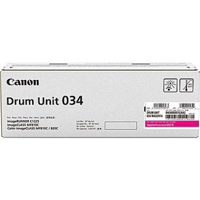 Фотобарабан Canon C-EXV034M (9456B001)Фотобарабаны Canon<br>Фотобарабан DRUM UNIT  Canon C-EXV034M для  iR C1225/iF. Пурпурный. 34 000 страниц.<br>