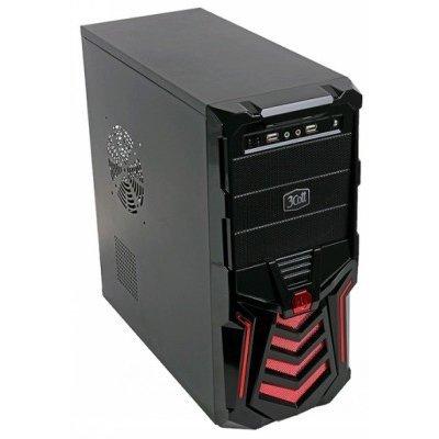 Корпус системного блока 3Cott 3C-ATX110GR 500W Black (3C-ATX110GR)