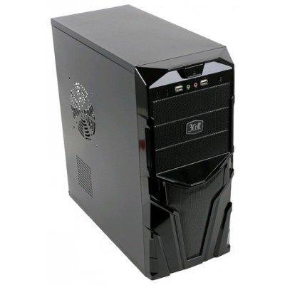 Корпус системного блока 3Cott 3C-ATX111G 500W Black (3C-ATX111G)Корпуса системного блока 3Cott<br>Корпус 3Cott 3C-ATX111G Viking для игрового компьютера, ATX, блок питания 500 Вт, выходы USB 2.0x2<br>