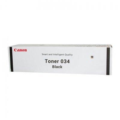 Тонер для лазерных аппаратов Canon 034 BK TONER чёрный для IR C1225 (9454B001)Тонеры для лазерных аппаратов Canon<br>Тонер Canon C-EXV034 TONER BK для  iR C1225/iF. Чёрный.  12 000 страниц.<br>