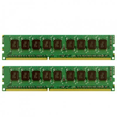Модуль оперативной памяти сервера Synology 2 x 8Gb DDR3 ECC RAM Module (for expanding DS3615xs, RS3614xs+, RS3614xs/RS3614RPxs, RS10613xs+, RS3413xs+) (2X8GBECCRAM) модуль расширения synology dx517