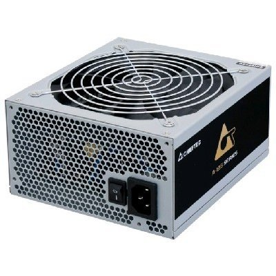 Блок питания ПК Chieftec APS-550SB 550W (APS-550SB)Блоки питания ПК Chieftec<br>Блок питания 550W PSU A135 ATX-12V V.2.3, PS-2 type, 14cm Fan, PFC, 80 Plus bronze<br>