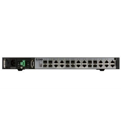 Коммутатор D-Link DGS-3710-12C/A1A (DGS-3710-12C/A1A)Коммутаторы D-Link<br>L2 Managed Gigabit Switch 12 Combo 10/100/1000M/SFP, 10/100/1000 Management port, 10/100/1000 Alarm Port<br>
