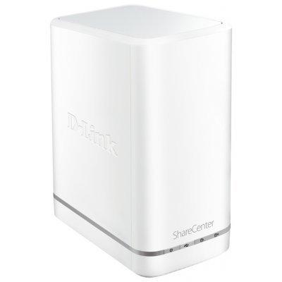 Сетевой накопитель NAS D-Link DNS-327L/A1B (DNS-327L/A1B)Сетевые накопители NAS D-Link<br>жесткий диск сетевой накопитель (NAS)<br>    линейка DNS-327L<br>    2 места для HDD 3.5<br>    менеджер закачек BitTorrent<br>    питание через сетевой адаптер<br>