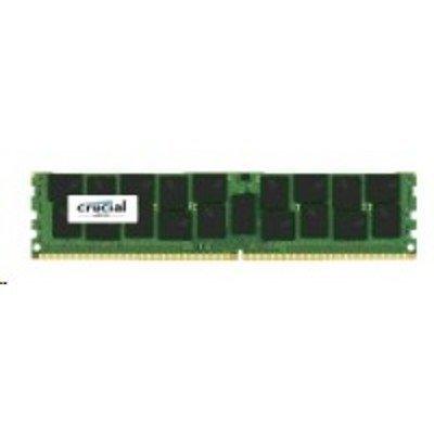 Модуль оперативной памяти ПК Crucial CT16G4RFD4213 DDR4 16Gb (CT16G4RFD4213)Модули оперативной памяти ПК Crucial<br>Crucial by Micron DDR4 16GB (PC4-17000) 2133MHz ECC Registered 1.2V CL15 (Retail)<br>
