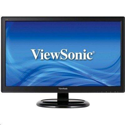 Монитор ViewSonic 23.6 VA2465SH (VA2465SH)Мониторы ViewSonic<br>VA LED, 1920x1080, 5ms, 250cd/m2, 178°/178°, 10Mln:1, D-Sub, DVI, HDMI, Glossy Black<br>
