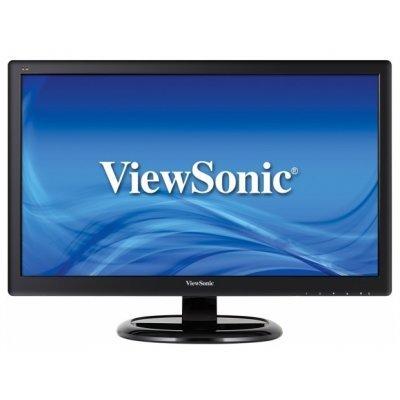 Монитор ViewSonic 23.6 VA2465SM-3 (VA2465SM-3)Мониторы ViewSonic<br>ЖК-монитор с диагональю 23.6<br>    тип ЖК-матрицы TFT *VA<br>    разрешение 1920x1080 (16:9)<br>    светодиодная (LED) подсветка<br>    подключение: VGA, DVI<br>    яркость 250 кд/м2<br>    контрастность 3000:1<br>    время отклика 5 мс<br>    встроенные динамики<br>