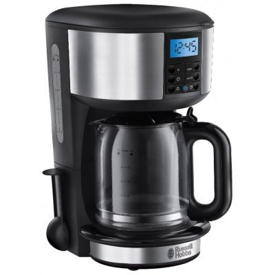Кофеварка Russell Hobbs Legacy Coffee Polished (20681-56) (20681-56) кофеварка russell hobbs 21420 56