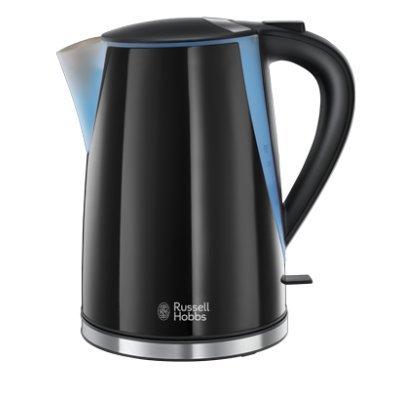 Электрический чайник Russell Hobbs Stylis Black Kettle (21400-70) (21400-70)