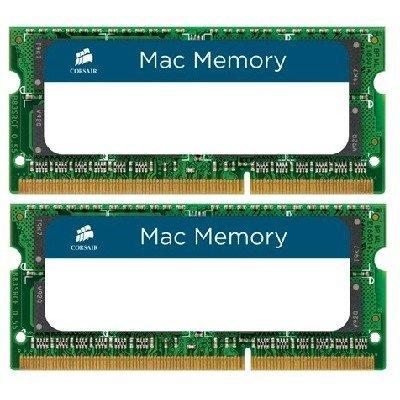 Модуль оперативной памяти ПК Corsair CMSA16GX3M2A1333C9 16Gb DDR3 (CMSA16GX3M2A1333C9)Модули оперативной памяти ПК Corsair<br>Память SO-DDR3 16384Mb 1333MHz Corsair (CMSA16GX3M2A1333C9) RTL<br>