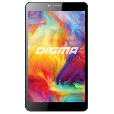 Планшетный ПК Digma Plane 7.6 3G (PS7076MG)Планшетные ПК Digma<br>Планшет Digma Plane 7.6 3G MT8382 (2.0) 8C/RAM1Gb/ROM8Gb 7 IPS 1920x1200/3G/WiFi/BT/5Mpix/2Mpix/GPS/Android 4.4/черный/Touch/microSDHC 32Gb/minUSB/2800mAh/8hr<br>