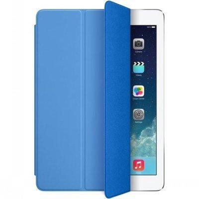 Чехол для планшета Apple iPad Air Smart Cover Polyurethane Blue MF054ZM/A (MF054ZM/A)Чехлы для планшетов Apple<br>Для Apple iPad Air. Синий. Полиуретан.<br>