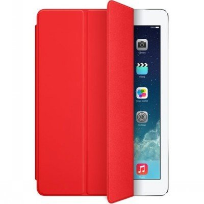 Чехол для планшета Apple iPad Air Smart Cover Polyurethane Red MF058ZM/A (MF058ZM/A)