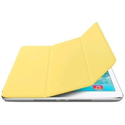 Чехол для планшета Apple iPad Air Smart Cover Polyurethane Yellow MF057ZM/A (MF057ZM/A)