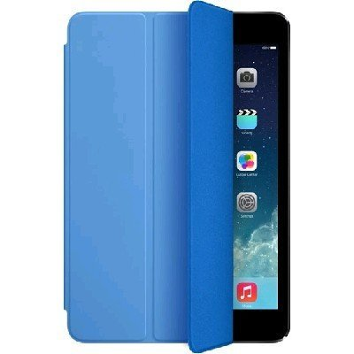 Чехол для планшета Apple iPad mini Smart Cover Polyurethane Blue MF060ZM/A (MF060ZM/A)