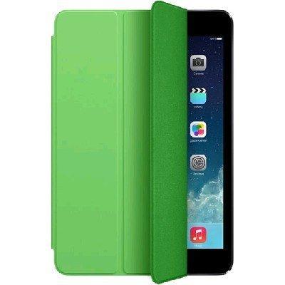 Чехол для планшета Apple iPad mini Smart Cover Polyurethane Green MF062ZM/A (MF062ZM/A)Чехлы для планшетов Apple<br>Совместим с Apple iPad mini 1/2/3. Зеленый. Полиуретан.<br>