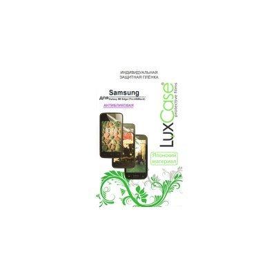 все цены на Пленка защитная для смартфонов LuxCase Samsung Galaxy S6 Edge(Front&Back) (антибликовая) (52533)