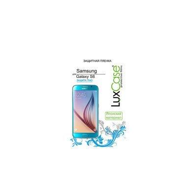 ������ �������� ��� ���������� LuxCase Samsung Galaxy S6 Edge (������ ����) 52536 (52536)