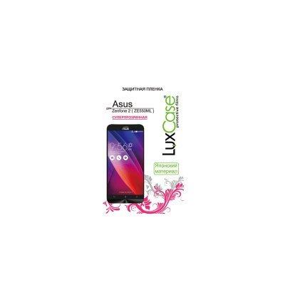 Пленка защитная для смартфонов LuxCase Asus Zenfone 2  ZE550ML (Суперпрозрачная), (51737) аксессуар защитная пленка asus zenfone 4 selfie pro zd552kl luxcase суперпрозрачная 55825