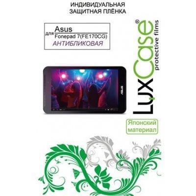 Пленка защитная для планшетов LuxCase Asus Fonepad 7 FE170CG (антибликовая) (51715)Пленки защитная для планшетов LuxCase<br>защитная плёнка для Asus Fonepad 7 (FE170CG), антибликовая<br>