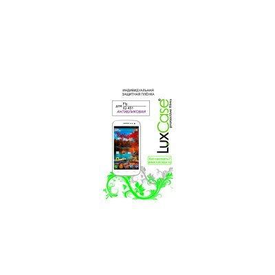 Пленка защитная для смартфонов LuxCase Fly iQ451 Vista Антибликовая (50504)